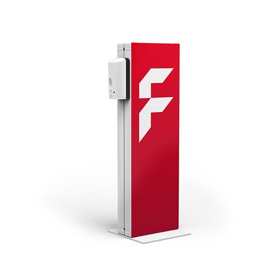 FA Expo Systems - Desinfektionsmittelspender Light smart