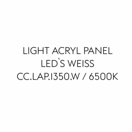Light Acryl Panel LED (weiß)