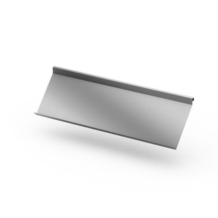 Prospekthalter Aluminium DIN A4 (big)