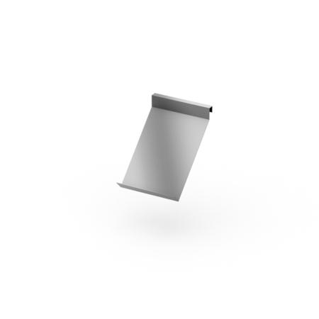 Prospekthalter Aluminium DIN A4 (small)