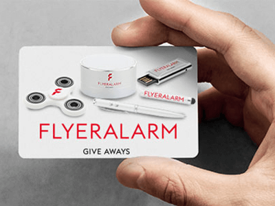 FLYERALARM Give Aways